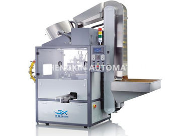 Metallic Automatic Screen Printing Machine Single Color Printing Press