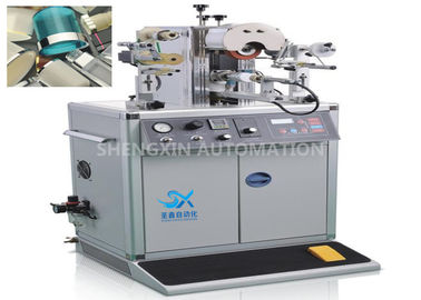 Semi - Automatic 700W Hot Foil Stamping Machine For Irregular Shape